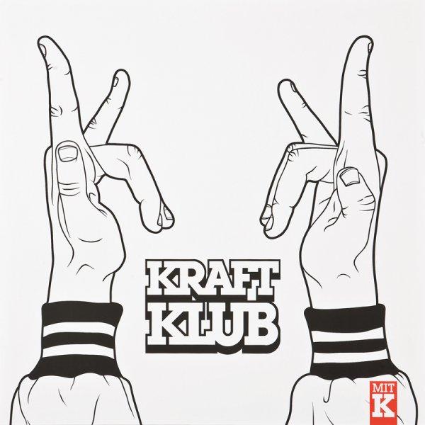 [Google Play] Album der Woche: Kraftklub - Mit K für 2,99€