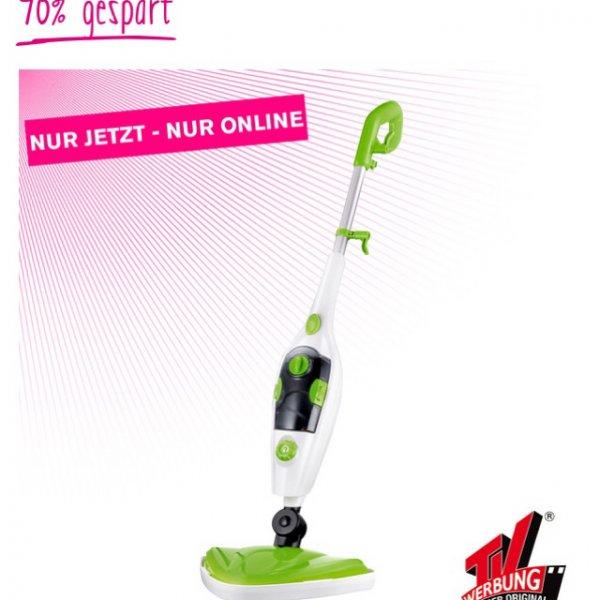 Dampfbesen Cleanmaxx