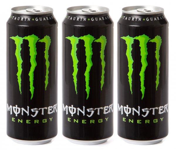 7x Monster Energy für 6€ + Pfand (oder 1x für 1€ + Pfand) @ 1€-Shop