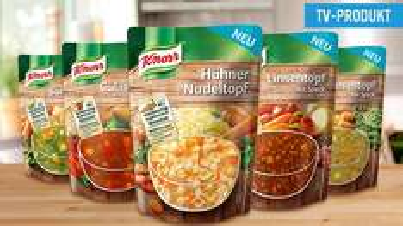 [REWE] Knorr Aromapacks für 0,19€ (Angebot + 2 Coupons)