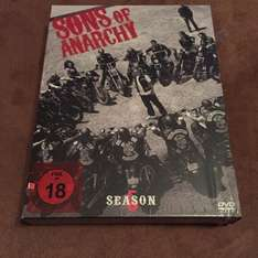 [Saturn Delmenhorst] DVD Sons of Anarchy Staffel 5