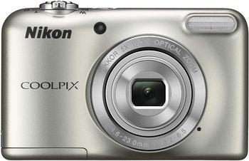 Nikon COOLPIX L29 Silber