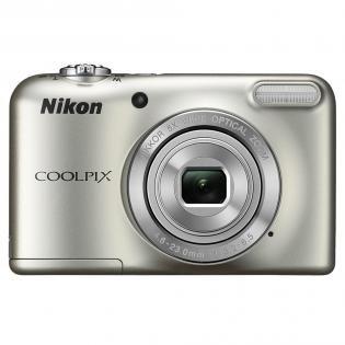 Nikon COOLPIX L29 (silber) für 49,99€ bei Redcoon