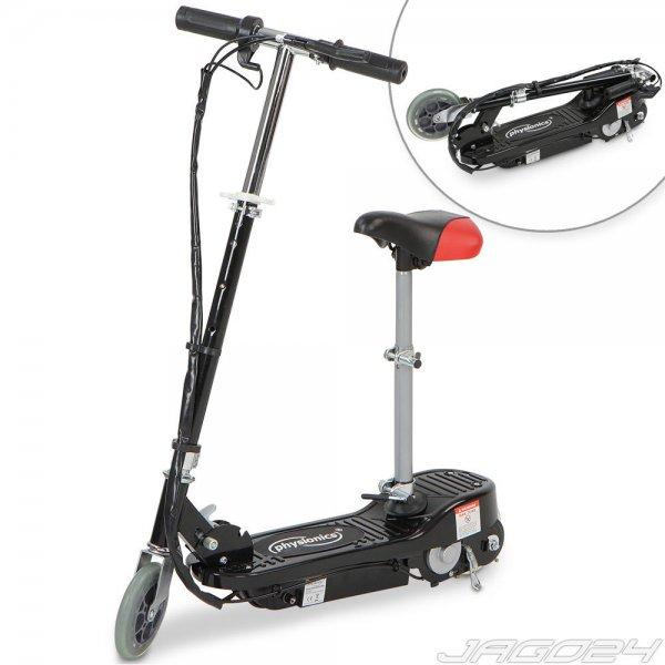@ebay jago24: -Scooter E-Roller Elektroroller Elektroscooter Faltroller Stahlrahmen 12 km/h