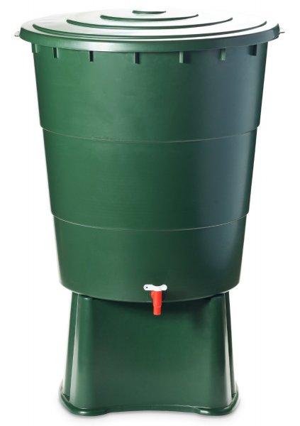 Regentonne 200 Liter mit Deckel und Auslaufhahn sowie Untersetzer ab 02.03. für je 9,99€ @Zimmermann