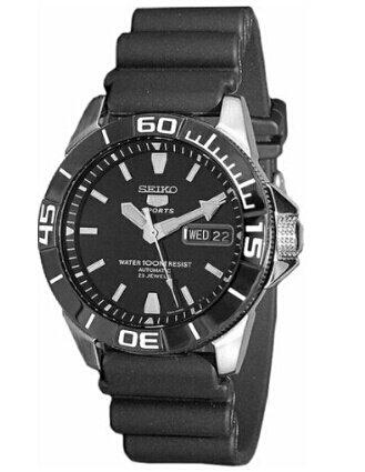 [Amazon.es] SEIKO Sports SNZE19K1 Automatik Armbanduhr 133,58 €