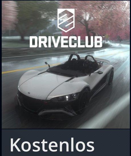 PSN Store: VUHL 05 - neues, kostenloses Fahrzeug für DriveClub (PS4) verfügbar