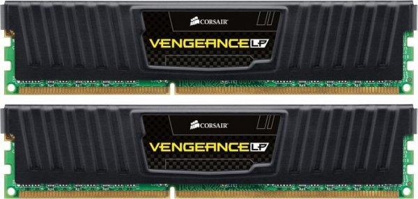 Corsair Vengeance LP (8GB DDR3- Kit, 1600MHz, CL9, 10 Jahre Garantie) - 56,90€ @ ZackZack