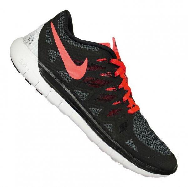 [11running] Nike Free 5.0 Schwarz für 82,76 € inkl. Versand / 20% auf Laufschuhe