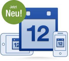 [GMX] Kalender mit CalDAV-Unterstützung, auch mobil für Android und iOS