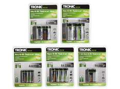 "TRONIC® ECO ""Ready to use""-NiMH-Akkus ab 5.3.2015 bei Lidl - 3,99 €"