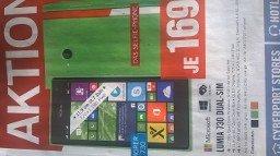 [cyperport] Lumia 730 für 169,-