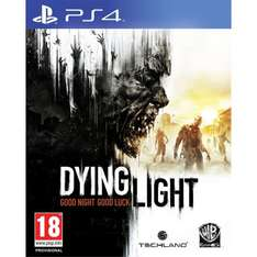 Dying Light ink. VSK | PS4