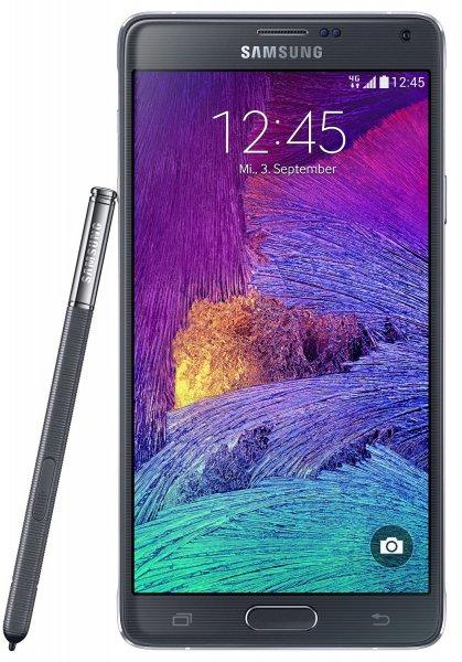 Amazon Samsung Galaxy Note 4 für 508 Euro
