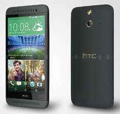 "HTC One E8 Grey Gold [12,7cm (5"") Full HD, Polycarbonat-Unibody, Quad-Core CPU, LTE]"