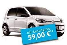 nackte Billigkarre (VW up! take up) in Hamburg billig leasen (59€ mtl.)