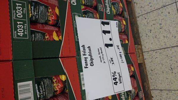 (Lokal? Kaufland) Funny Frisch Chipfrisch verschiedene Sorten für 1,11€