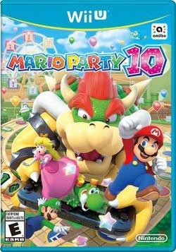 Mario Party 10 Wii U - inkl. qipu für 28,45