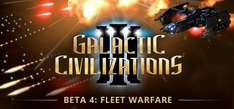 [SteamWeekend] Galactic Civilizations® III für 22,99€