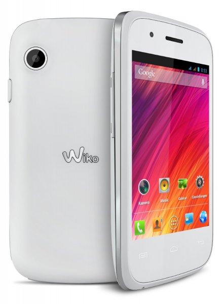 [Conrad B-Ware Ebay] Wiko Ozzy Weiß Dual-Sim Smartphone für 36€ *** Huawei Y530 für 74€