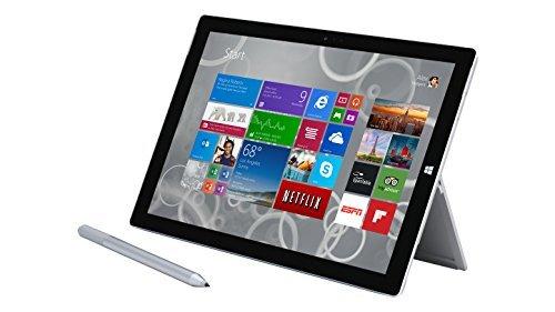 Microsoft Surface PRO 3 Notebook, Intel Core i3, 1.5 GHz, 4 GB RAM, 64 GB SSD [lokal Expert Technikmarkt Flensburg]