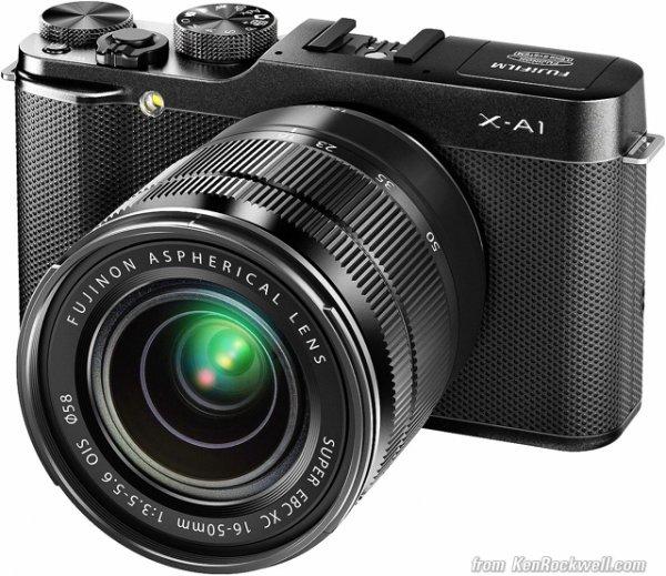 [lokal Hannover] Fuji X-A1 inkl 18-50 mm & 50-230 mm Objektiv 299€