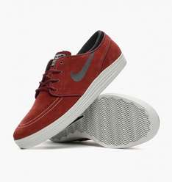 [caliroots] Nike Lunar Stefan Janoski - Team Red/Black