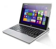 [Comtech - Comdeal] Lenovo IdeaPad Miix 2 10'' - Tablet PC + Windows 8.1 + Tastatur Dock + Office 2013 für  244€