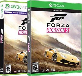 [Schwab] Forza Horizon 2 inkl. Qipu