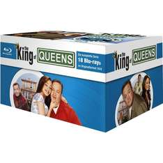 The King of Queens HD Superbox für 81,99€ @buecher.de