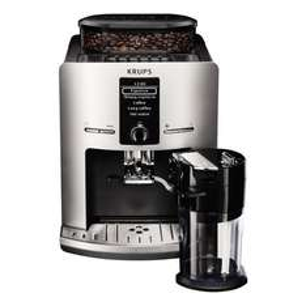 KRUPS EA 829 E Latt´Espress Silver Kaffeevollautomat Kaffeemaschine @ebay