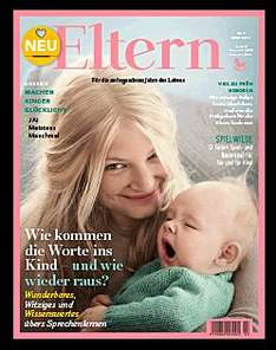Jahresabo der Zeitschrift Eltern für rechnerisch 11,80€ dank amazon oder BC Gutschein