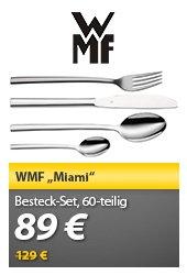 """WMF Besteckset """"Miami"""" (60-teilig)  für 89€@ Meinpaket"""