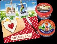 [Ab März] 5x Rotkäppchen Camembert 125g oder Frischer Landrahm 150g Aktionspackungen kaufen und individuell mit Foto gestaltetes Frühstücksbrett im Wert von 14€ erhalten