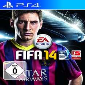 FIFA 14 PS4 (Medimops auf Amazon.de) Zustand: Sehr gut / 8,50 EUR incl. VSK
