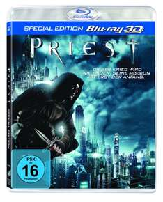 Priest [3D Blu-ray] [Special Edition] für 9,97€ @Amazon.de (Prime)
