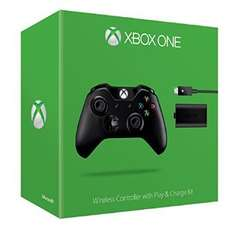 [SATURN Abholung] Xbox One Wireless Controller + Play & Charge Kit eff.für Controller 31,-EUR