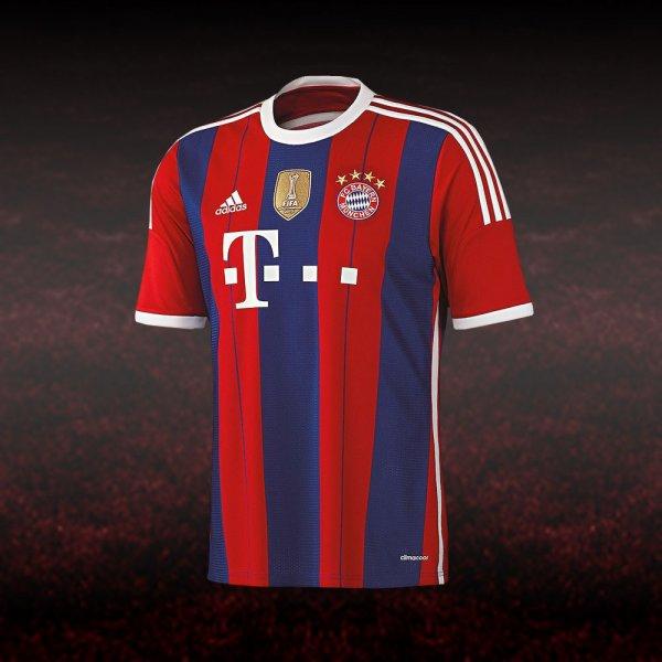 FC Bayern München Trikot 2014/2015 für 39,96€ @ Outfitter