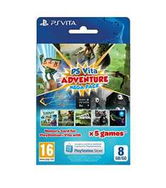 PS Vita Adventure Mega Pack 19,90€