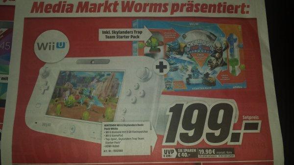 [lokal MM Worms 20.Geburtstag] Wii U Skylanders Basic/Grundig TV/Bauknecht Einbauspüler