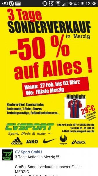 [LOKAL Merzig] FC Bayern Trikot 2014/2015 29,95