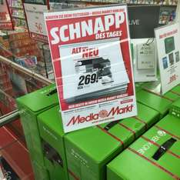 [Lokal Koblenz] XBox One Konsole für 269.-€ (Media Markt Koblenz)