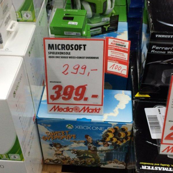 [Lokal] Dortmund MM Xbox One. Die eiße Xboxmit Sunset Drive