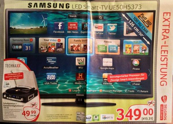 Samsung UE50H5373