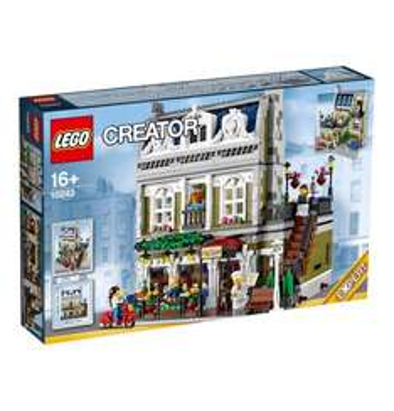 Lego Creator 10% Rabatt bei Galeria Kaufhof, z.B. Pariser Restaurant (10243) für 134,99€ (rechnerisch dank Payback für ca. 120€)