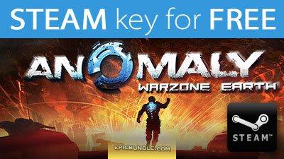 [WIEDER DA] Steamkey für Anomaly Warzone Earth Gratis bei Games Republic