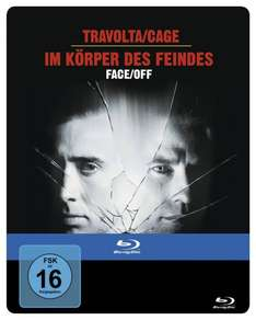 Amazon.de Face/Off Blu Ray Steelbook, Gone Girl und diverse Andere ab 10.90€ (Prime)