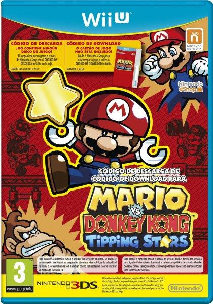(Pre-Order) Mario vs. Donkey Kong: Tipping Stars [WiiU + 3DS] für 19,53€ @ Amazon.Es oder Coolshop