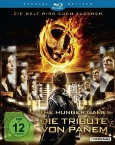 [Blu-ray] Die Tribute von Panem - The Hunger Games [Special Edition] @ Amazon WHD (Prime)