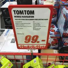 (Media Markt Köln Kalk) TomTom Via 135 M